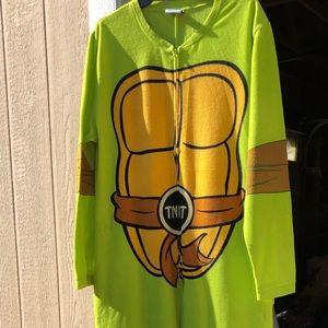"""""""Turtle"""" Pajama Onesie"""